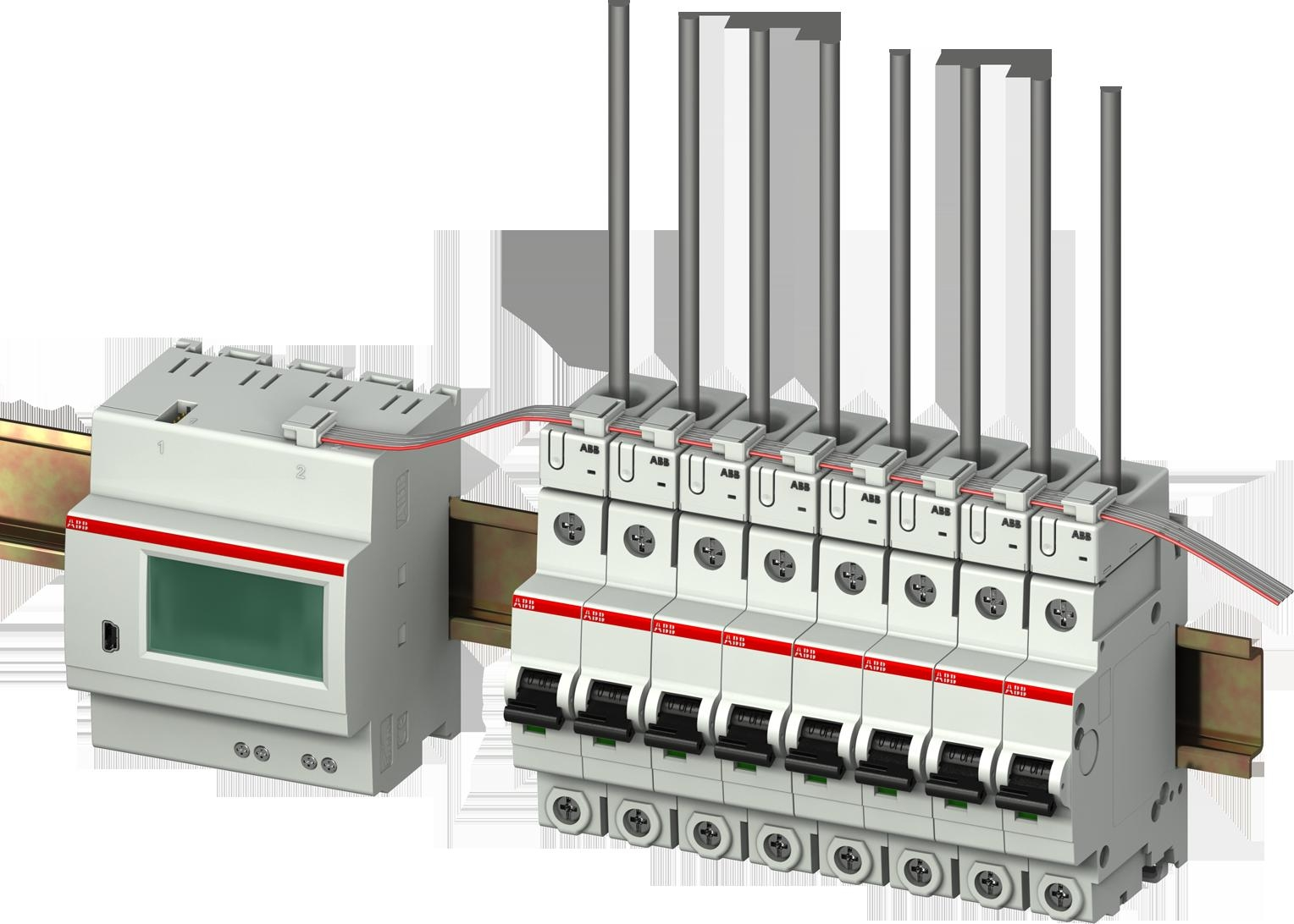 Current Monitoring System : Abb current measurement system electrical connection