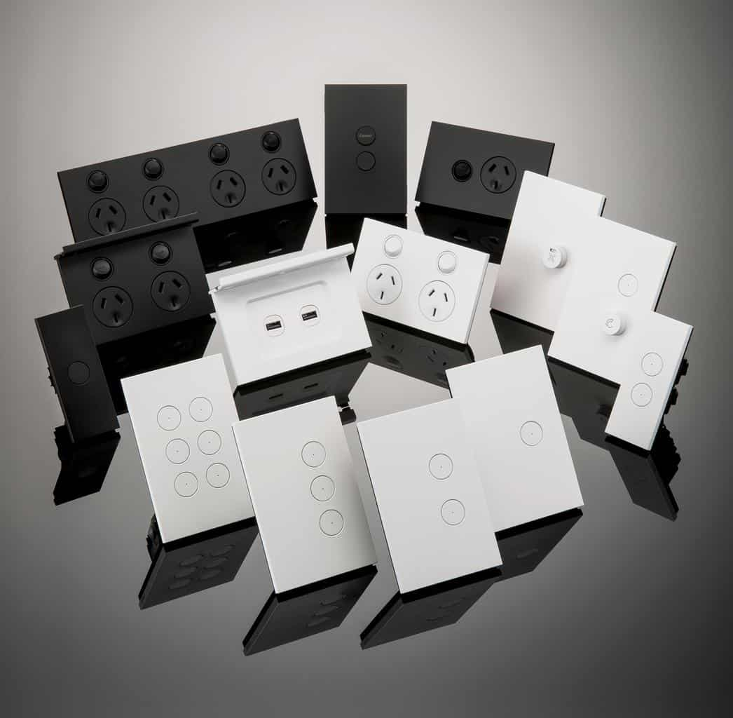 clipsal launches new range of light switch solutions electrical