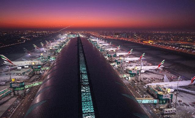 Dubai airpoty