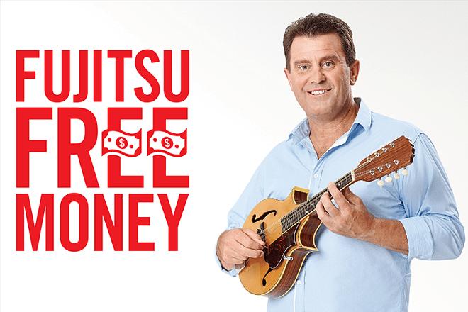 fujitsu free money