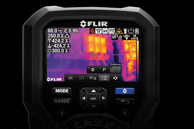Flir Releases All In One Digital Multimeter Electrical