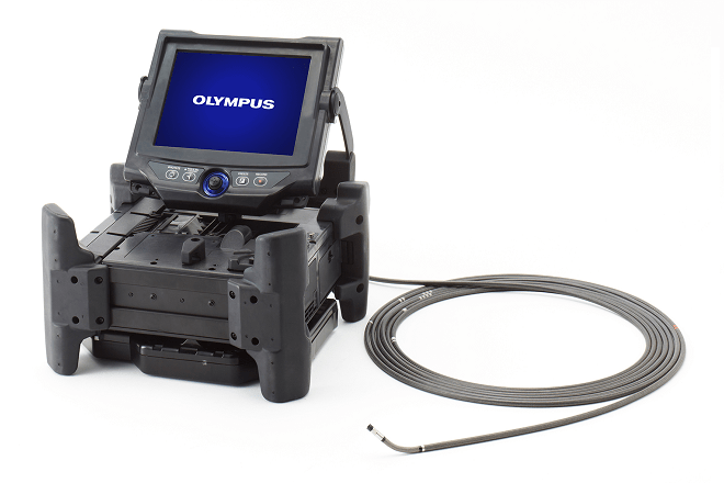 Olympus launches the iPlex NX industrial videoscope