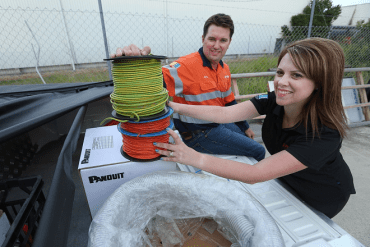 Leading the way for women in construction