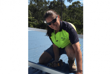 Laser Group managing director urges more companies to hire female tradies