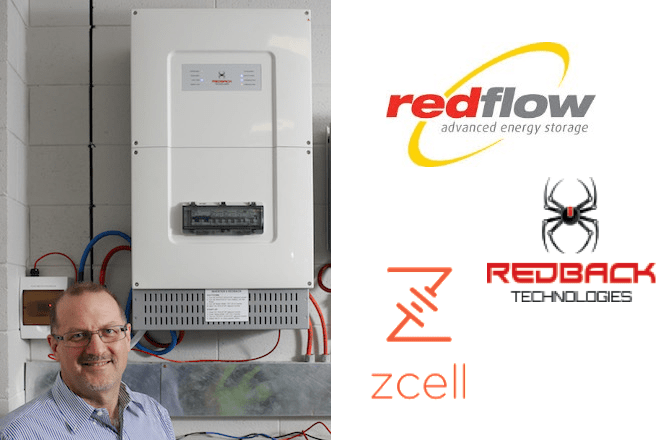 redflow redback z cell