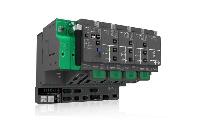 Schneider Electric launches electrical distribution network automation range