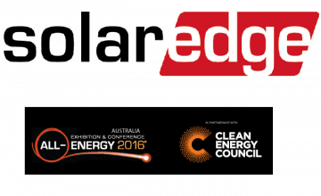solar edge logo all-energy