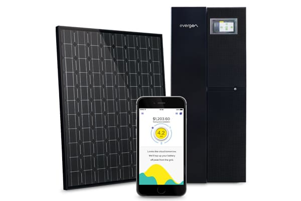 Australia S First Solar Panels With An Integrated Battery