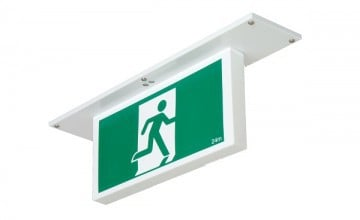 Legrand Securit LED Exit Sign is tamper resistant