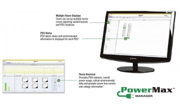 Siemon announces PowerMax Manager software for PDUs