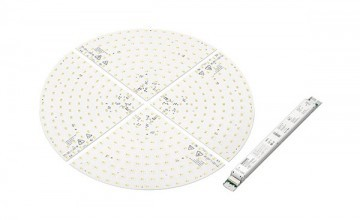 Tridonic announces Tunable White modules for wall and ceiling luminaires