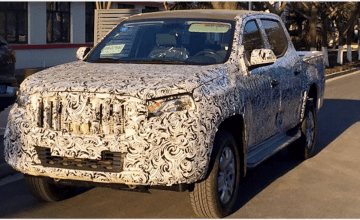 LDV ute in development