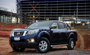 Nissan Navara 1 ST