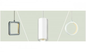 HPM LED pendants