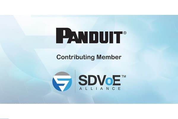 Panduit joins the SDVoE Alliance