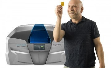 DragonFly 2020 3D PCB printer now distributed by Emona