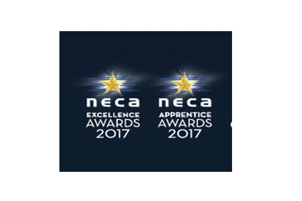 NECA Tasmania 2017 Excellence and Apprentice Awards
