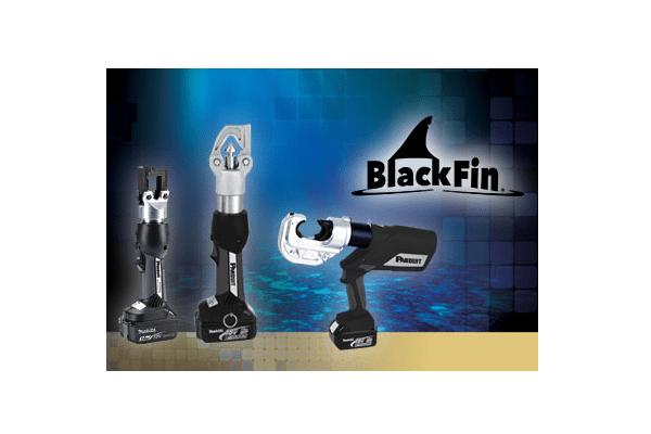 Panduit Tools announces new BlackFin Installation Tools