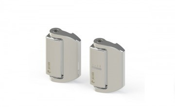 Pizzato Elettrica introduces the new HX series stainless steel safety hinged switches