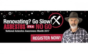 November is national Asbestos Awareness Month