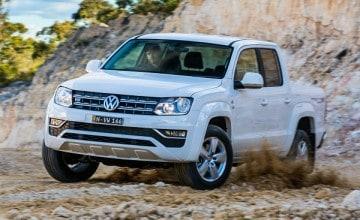 2017 Volkswagen Amarok V6 Sportline