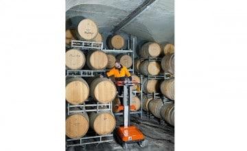 Bravi Sprint elevated work platform saves time and boosts safety - Copy