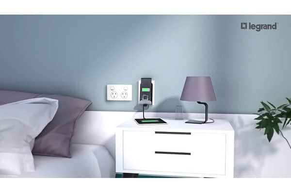 legrand wireless charger