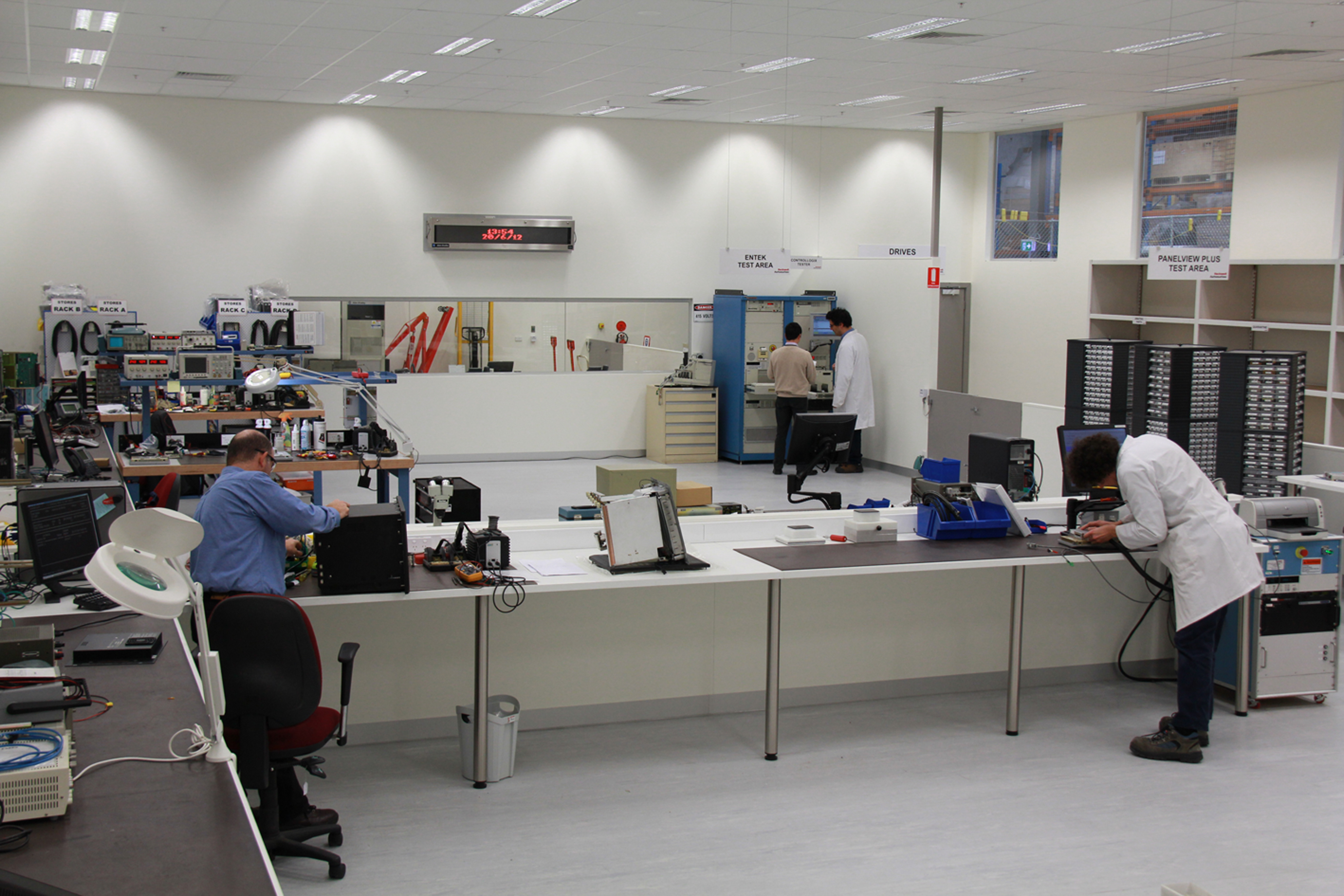 Rockwell Automation invests in remanufacturing facility - Electrical
