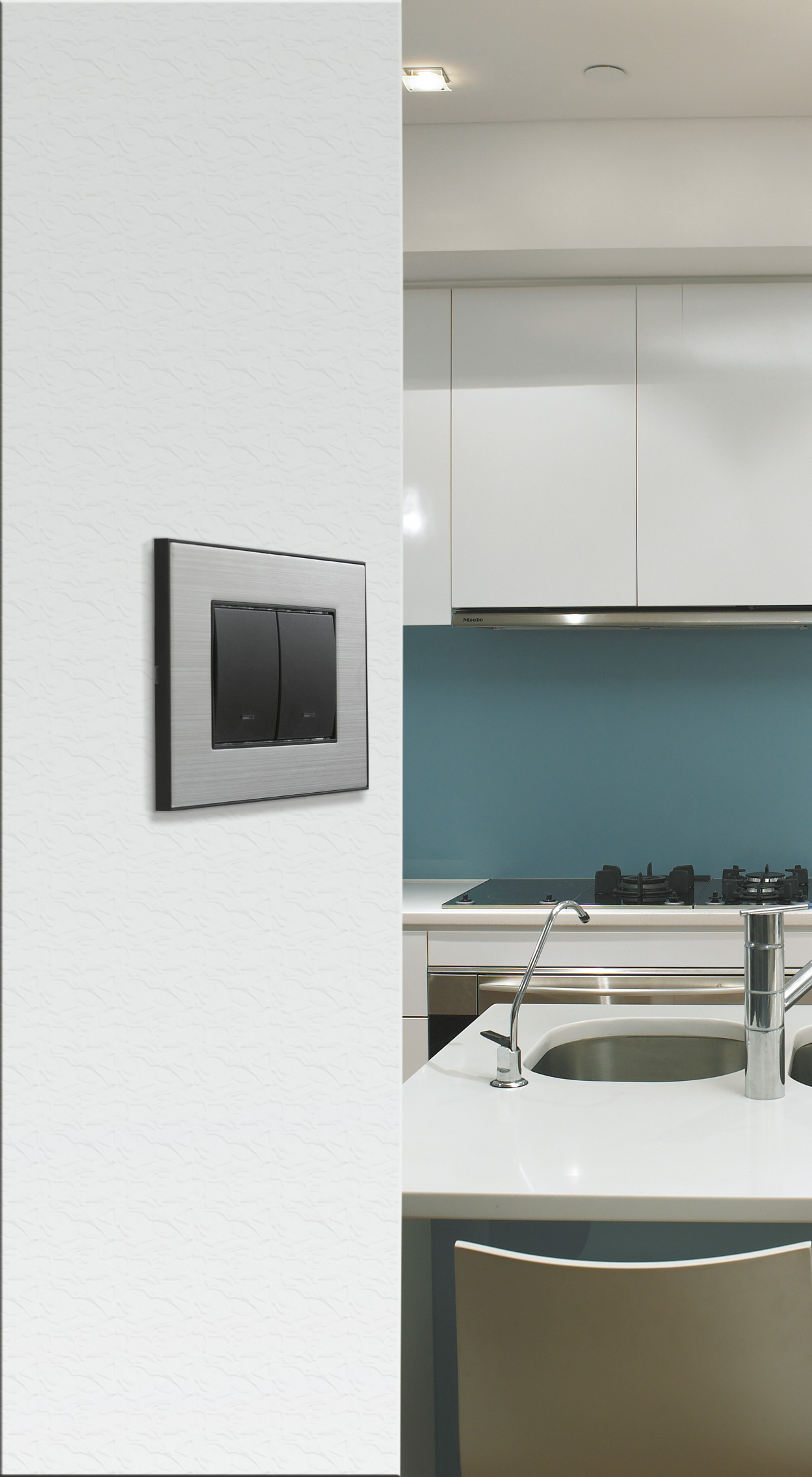 Clipsal Strato 8000 Electrical Connection Wiring Devices Philippines A Wide Range Of Configurations Is Available In Both Black And White Providing Seamless Solution Ten Interchangeable Coloured Surrounds Are