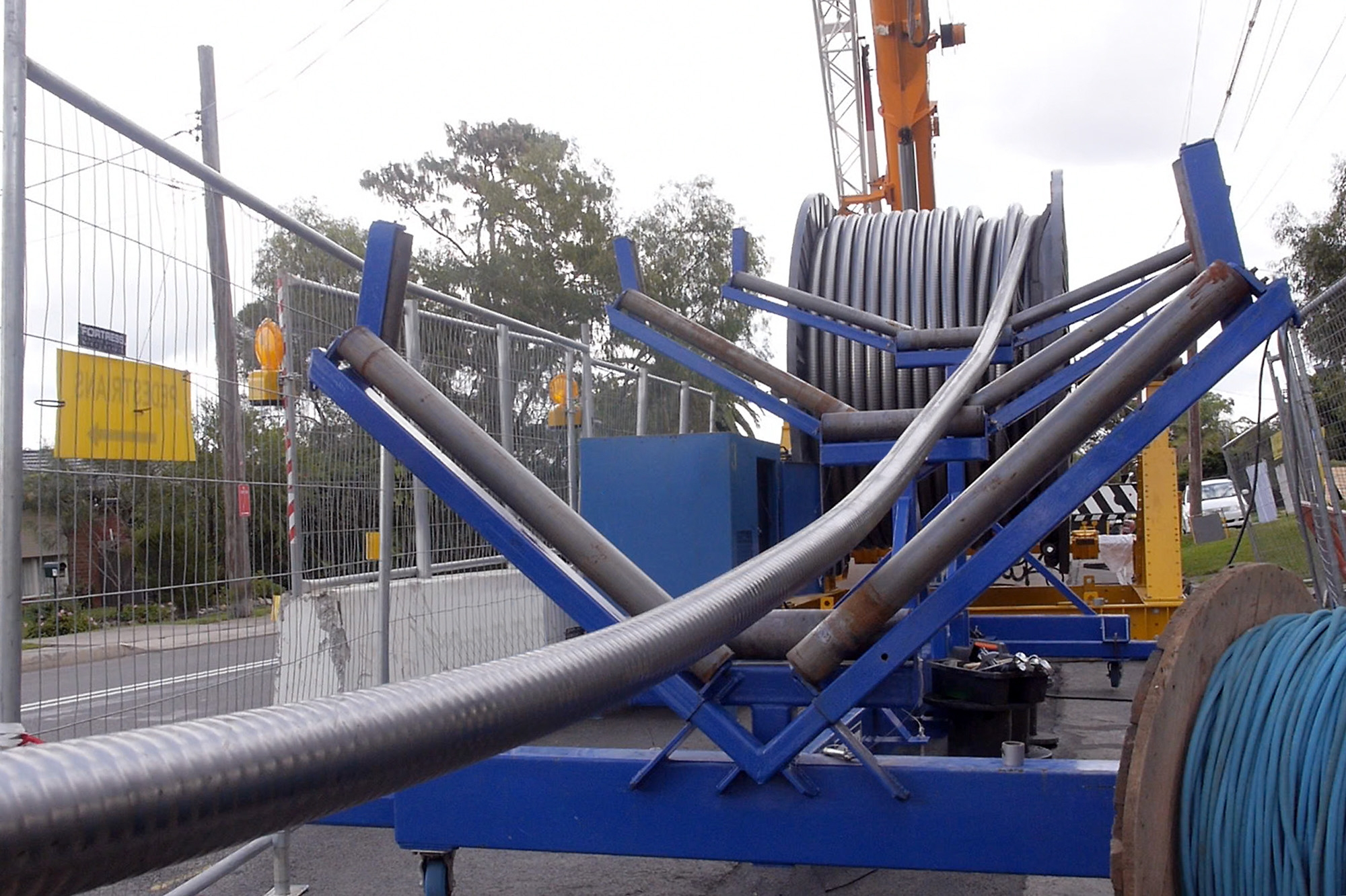 Man On High Voltage Wire : Prysmian wins high voltage cable contracts worth
