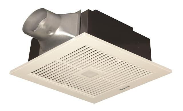 Panasonic DC Motor Ceiling Mounted Ventilation