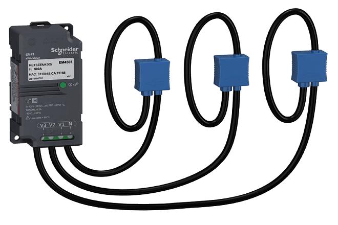 Powerlogic Energy Meter : Schneider electric launches powerlogic em wireless