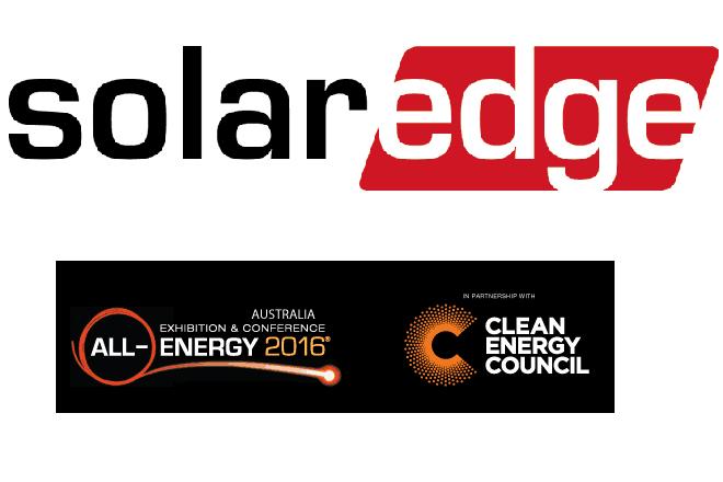 solar edge logo all-energy