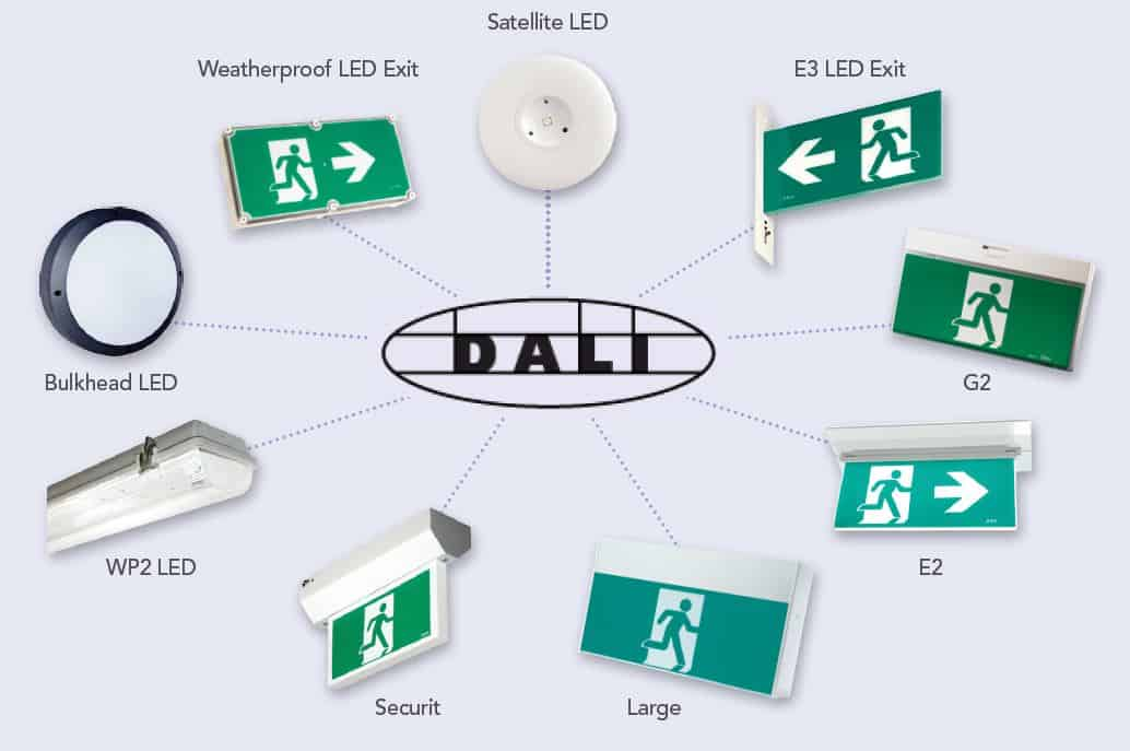 Legrand incorporates DALI into emergency luminaires - Electrical ...