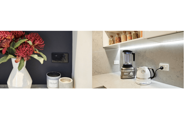 Legrand's Excel Life switches and sockets are first choice