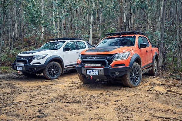 Holden releases limited edition Colorado Z71 Xtreme